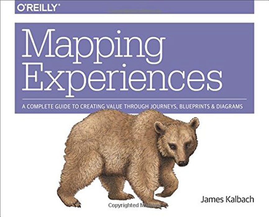 Book Review  Mapping Experiences By Jim Kalbach
